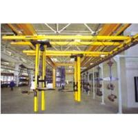 Buy cheap Automatic Operated Double Beam Stacker Light Crane Systems from wholesalers