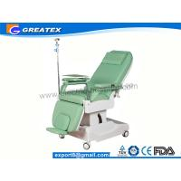 Professional Electric Blood Donor Chair / Couch For Hemodialysis With 2 Functions Manufactures