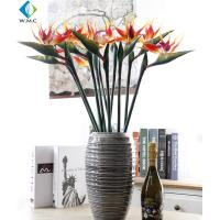 Wholesale 82cm Height Artificial Strelitzia Plant Customized Design Beautiful Shape from china suppliers