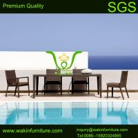 Buy cheap Rattan Restaurant Outdoor Dining from wholesalers