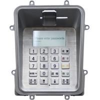 Buy cheap Self - Service ATM, ADM, CDM Unattended Payment Terminal ZT595 by PCI PED Approved from wholesalers