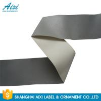 Wholesale Printable 100% Cotton Fire Resistant Retro Reflective Tape 200m / Roll from china suppliers