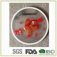 Wholesale High quality with low price100% pvc and rubber silicone drink coaster home furnishings from china suppliers