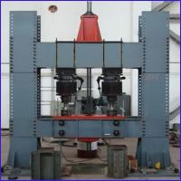 Buy cheap Electro hydraulic pulse fatigue testing machine for motor-vehicle chassis from wholesalers