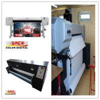 Buy cheap Directly Roll To Roll Mutoh Sublimation Printer Epson DX5 Head Indoor Outdoor from wholesalers