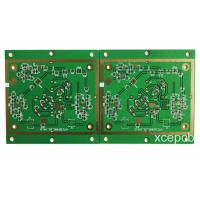 Buy cheap 2+6+2 Stack Up Impedance HDI Multi Layer PCB FR4 Board With Rogers Mixed Compression from wholesalers