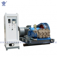 Buy cheap 132kw Pure Cement Pressure Grouting Pump With 25mm Outlet from wholesalers