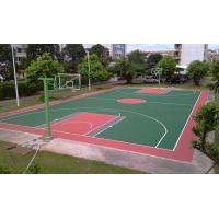 Buy cheap Outside Acrylic Floor Paint Multi Purpose Sports Surfaces Customized Color from wholesalers
