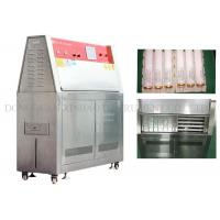 Wholesale Simulated Climate UV Aging Test Chamber Electric Driven Humidity Range 10% - 95% from china suppliers