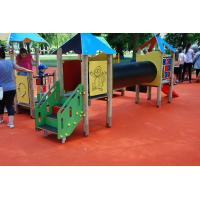 Buy cheap Pour In Place Playground Surface Materials For Kids Playing Polyurethane Resin Material from wholesalers