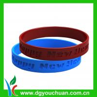 Buy cheap 2012 Promotional Cheap Sports Silicone Bracel Fashionable Silicone Bangle Silicon Bands from wholesalers