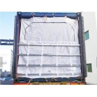 Buy cheap 40 foot multifuction perfessional bulk container dry liners, 20 or 40 foot white flexible bulk container liners, bagease from wholesalers