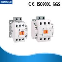 Buy cheap GMC AlternatingCurrent Contactor 3 Phase Electricity Din Rail Install from wholesalers