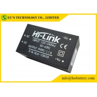 China Plastic 220V 10W 9VDC 1.1A AC DC Power Supply HLK-10M09 on sale