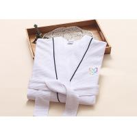 Buy cheap Environment Friendly Dying Luxury Bath Robes , Terry Towelling Dressing Gown from wholesalers