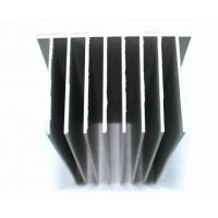 Buy cheap OEM / ODM Extruded Heat Sink Profiles , Aluminium Profile For Door & Windows from wholesalers