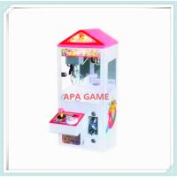Buy cheap Wall built-up mini toy crane kids claw candy arcade amusement game machine from wholesalers