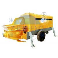 Wholesale 80m3/H Hydraulic Concrete Pump from china suppliers