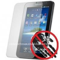Buy cheap Custom Dirt Proof Anti-Finger print screen protector AFP-Galaxy from wholesalers