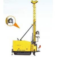 Buy cheap fully Hydraulic core drilling rig ,crawler type ,HFDX-6 wire-line core drilling rig from wholesalers