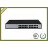Buy cheap Original Huawei model S1724G-AC 24port full Gigabit unmanaged fiber optic switch from wholesalers