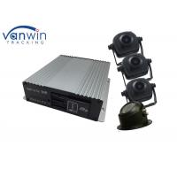 Buy cheap AVI Format HD 1080P Mobile DVR Dual SD Cards Slots With Battery Recharged Function from wholesalers