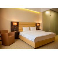Wholesale Single Room Modern Hotel Bedroom Furniture , Hotel Guest Room Furniture from china suppliers