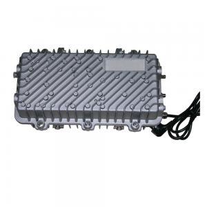 Waterproof AC 220V Wireless Digital COFDM Transmitter 10W ~ 50W Optional Manufactures