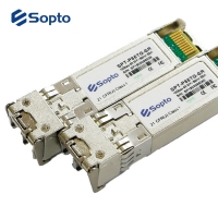 Buy cheap 10GBASE-SR Sfp+ LC Connector 850nm Fiber Optic Module from wholesalers