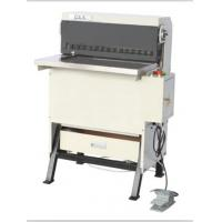 Buy cheap Heavy duty manual hole punch machine MP600 for paper ,calnedar,cardboard from wholesalers