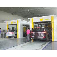 Buy cheap TEPO - AUTO Car Wash Tunnel Equipment , Advanced Automated Car Wash Systems from wholesalers