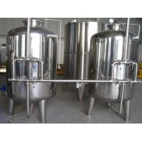Buy cheap Commercial Mineral Water Treatment Machine , Hollow Fiber Super Filter for Drinking Water from wholesalers