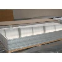 Buy cheap Durable Copper And Aluminum Sheet Plate AA 5083 H111 H112 H116 H321 For Machinery from wholesalers