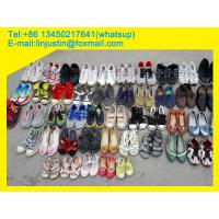 Buy cheap Summer Grade A Quality A Used Shoes Wholesale in Container from wholesalers