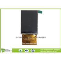 Buy cheap 2.8 Inch 240*320 MCU 8Bit 37pin ILI9341V TFT LCD Module Touch Screen product