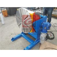 HB Self - Adjustable Welding Rotators Positioners FOR Pipe , Tank , Pressure Vessel Manufactures