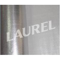 Wholesale single side foil bubble with fire retardant PE film heat insulation from china suppliers