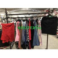 Buy cheap British Style Used Summer Clothes A8-LCS Second Hand Cotton Skirts For Womens from wholesalers