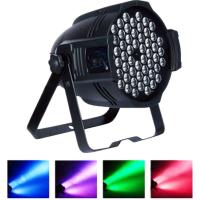 Buy cheap Die Cast Aluminum 54*3w Rgbw Par LED Stage Light Auto Sound DMX 512 Master Slave Led Stage Lighting from wholesalers