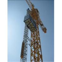 Buy cheap 230 Meter Construction Hoist Elevator With 1.5 Ton Loading Capacity 33m/Min Hoisting Speed from wholesalers