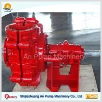 Buy cheap Heavy Duty Mineral Processing Slurry Pump from wholesalers