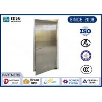 Wholesale Single Leaf Right/ Left Handed 60/90 min Singapore Stainless Steel Fire Rated Door from china suppliers