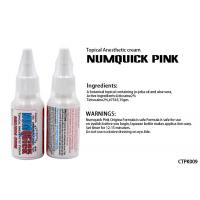Buy cheap Numquick Pink Tattoo Numb Cream / Water Based Tattoo Numbing Spray from wholesalers