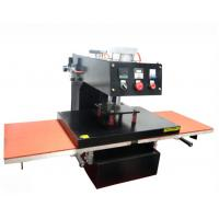 Buy cheap CE Approved--Air and Double Stations Heat Transfer Machine from wholesalers
