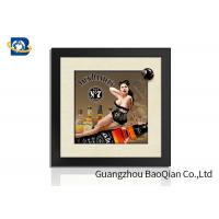 Buy cheap Eco - Friendly PP / PET 3D Lenticular Pictures , 3D Image Without Frame from wholesalers