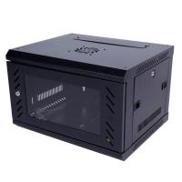 Buy cheap Wall Mount 6u Server Rack Cabinet Sliding Shelf Cold Rolled Steel Plate from wholesalers