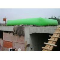Buy cheap Construction Site Collapsible Water Storage Tank , Water Pressure Tank Bladder Foldable from wholesalers