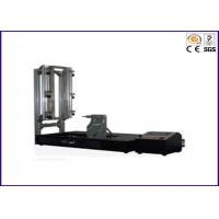 Buy cheap Multi-purpose Textile Flammability Testing Equipment with 0°/22.5°/90° Burner Angle from wholesalers