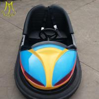 Buy cheap Hansel shopping mall remote control bumper car for family entertainment ride from wholesalers