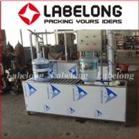 Buy cheap High quality cheaper price Semi-Automatic 5 gallon barrel bottle  mineral/pure water Filling Machine from wholesalers
